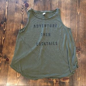 Old Navy - Luxe Tank - M